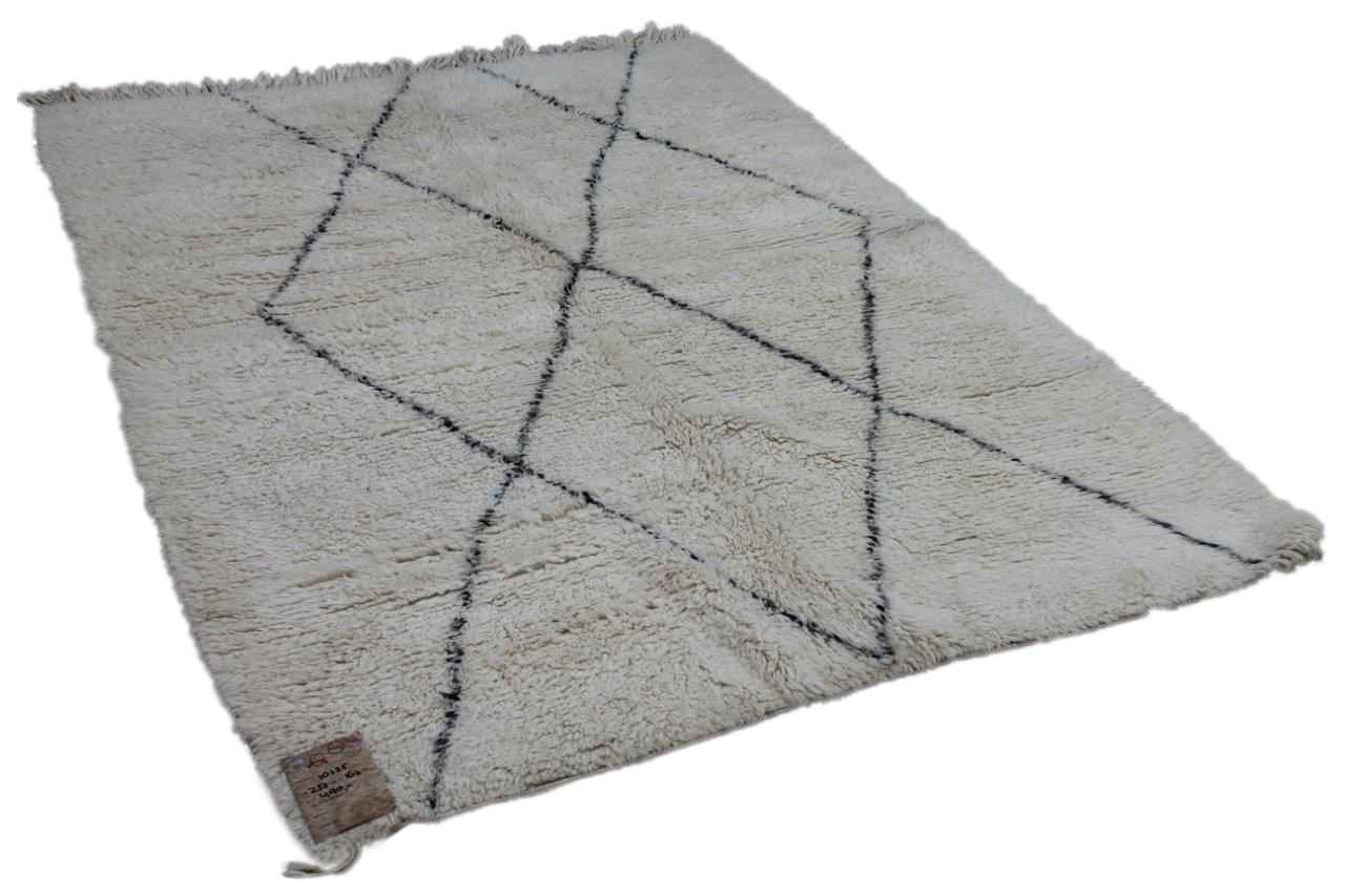 Beni ouarain vloerkleed 10135 257cm x 167cm