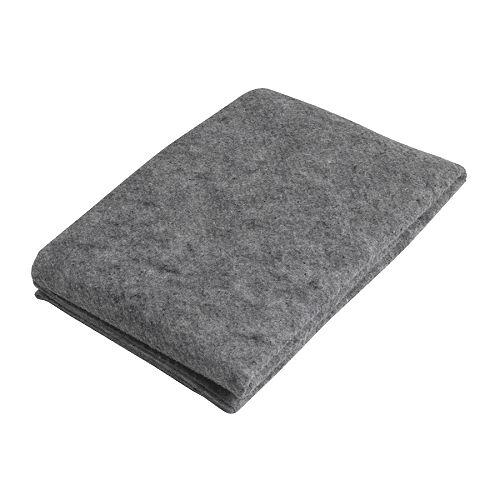 Ondertapijt / onderkleed van vilt anti-slip (235cm x 165cm)