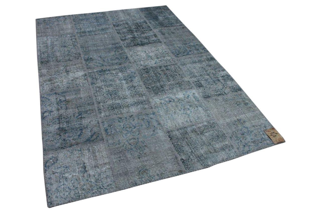 Patchwork vloerkleed nr: 10749, 239cm x 170cm