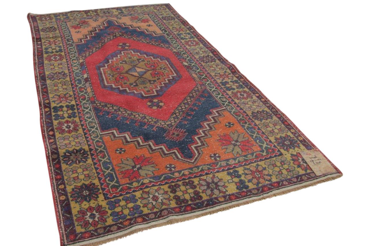 Vloerkleed uit anatolie 21406 216cm x 121cm