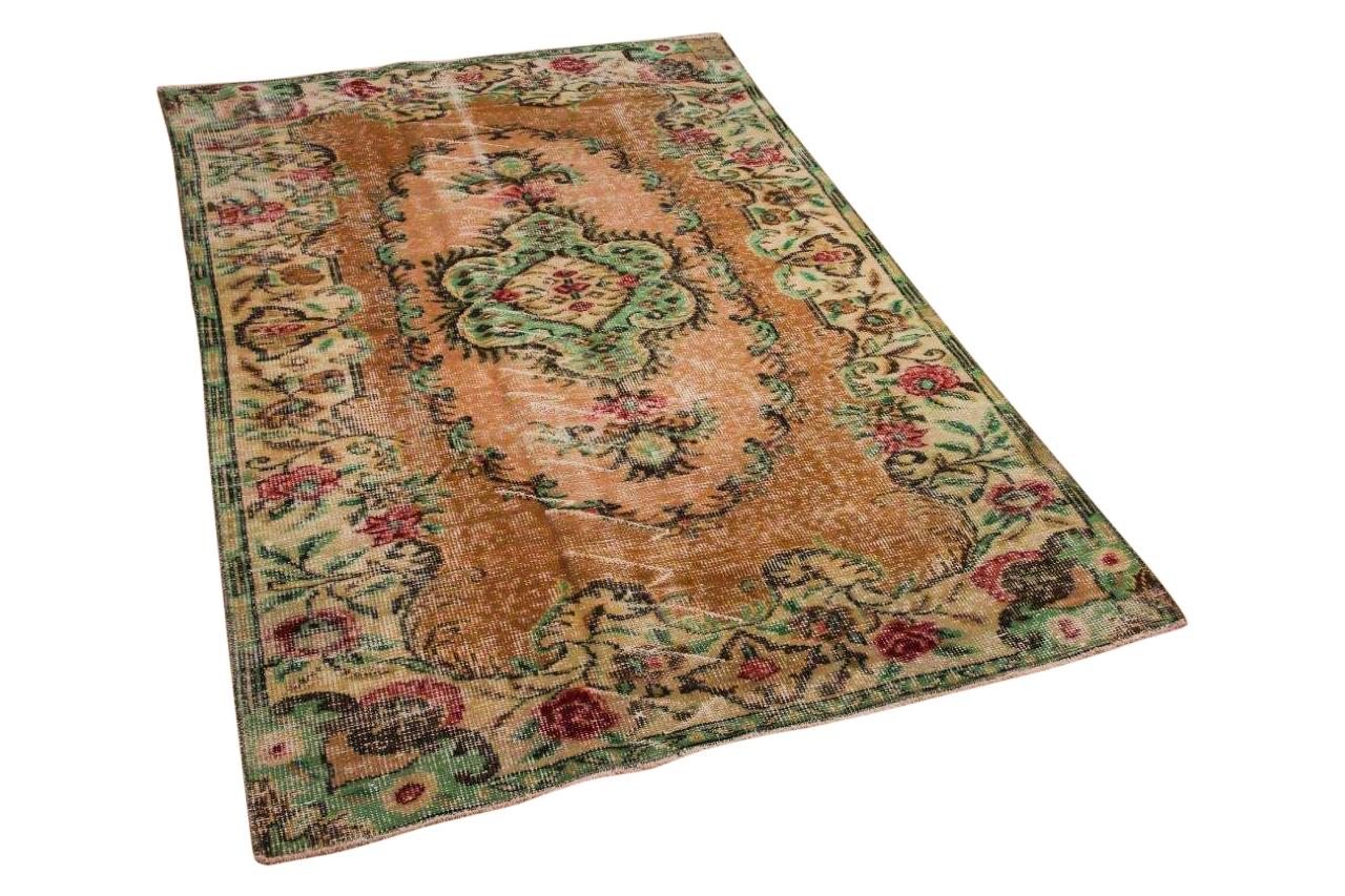 Vintage vloerkleed diverse kleuren 25118 230cm x 145cm